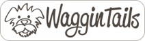 WagginTails Logo